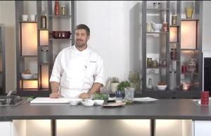 Nodini di merluzzo in salsa di basilico