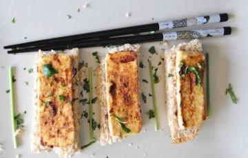 Tofu al forno