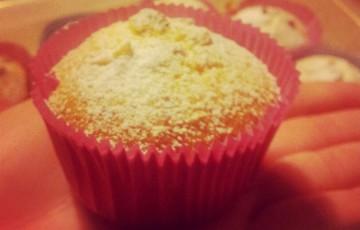 Muffins con farina di riso by Montersino