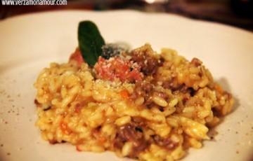 Antico risotto piemontese rhum e salsiccia ricette for Ricette piemontesi