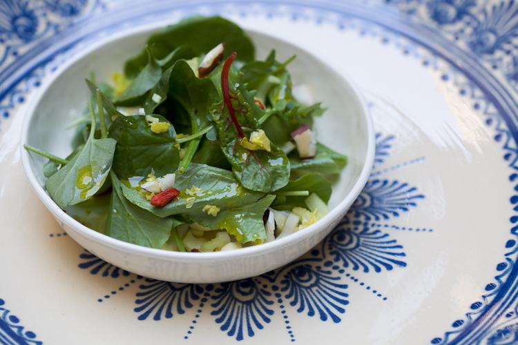 Insalata di crescione dei giardini ricette - Crescione ricette cucina ...