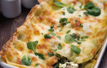 Lasagne con grongo e crescione ricette la grande cucina - Crescione ricette cucina ...