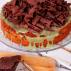 Torta delizia al pistacchio e cioccolato!