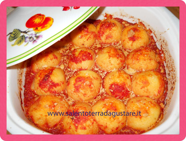 cocule di patate salentine ricette paola panico d
