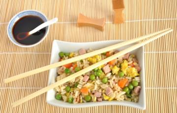 Riso alla cantonese senza glutine
