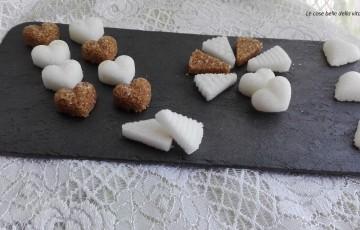 Zollette di zucchero homemade