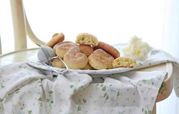 Biscotti da latte al kefir
