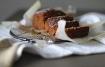 Cake con zucchero di cocco e cioccolato