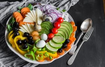 L'insalata protagonista sulla nostra tavola