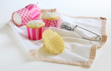 Muffin sofficisissimi con cottura in microonde