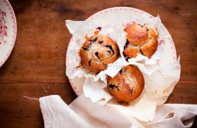 Tortine con uva fragola