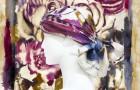 Un turbante per la Milan Fashion Week