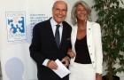 Il saluto a Umberto Veronesi di Europa Donna Italia