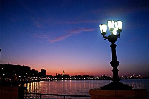 bari lungomare tramonto az - photo#14