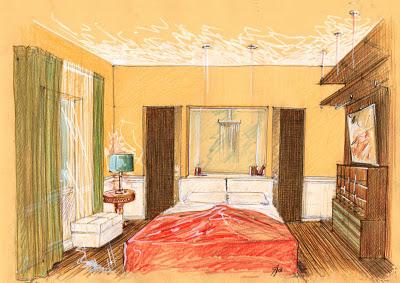 Una super stanza il mio disegno repubblica scuola for Disegno stanza
