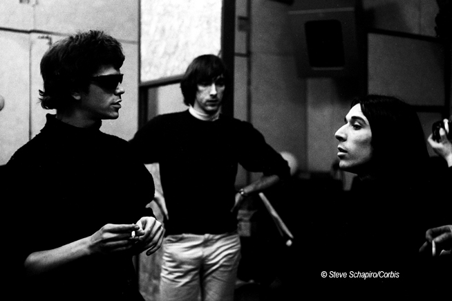 The Velvet Underground in the Studio