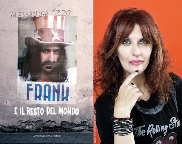 Frank e il resto del mondo e l'autricedi Alessandra Izzo
