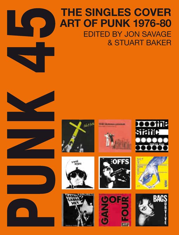 Punk 45 book 1