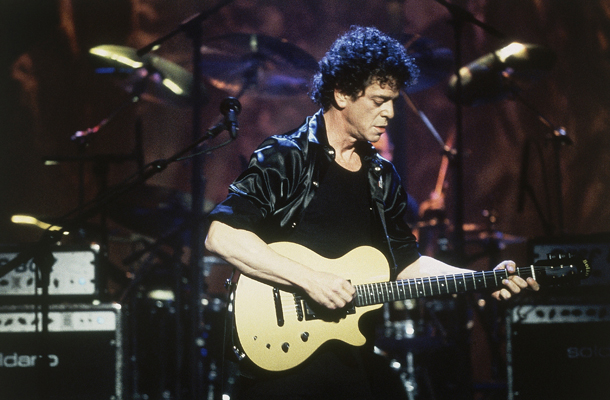 Lou Reed, 1997. Foto AP