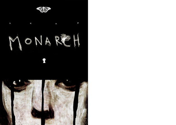 La copertina di Monarch