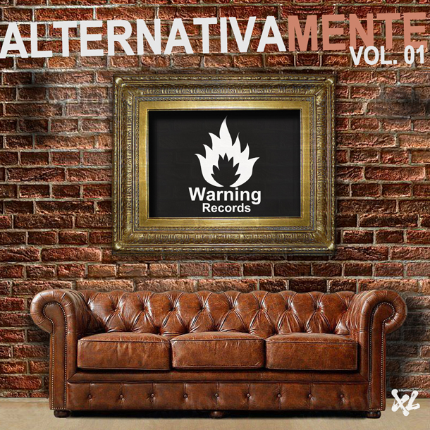 cover Warning Records - Alternativamente Vol 01