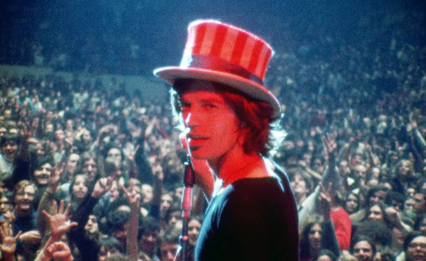 1970 GIMME SHELTER DOCUMENTARIO