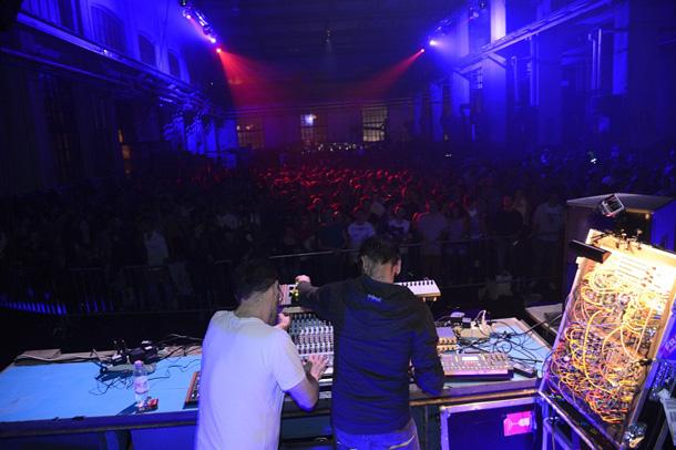 Officine FS di Bolzano_Clubbing