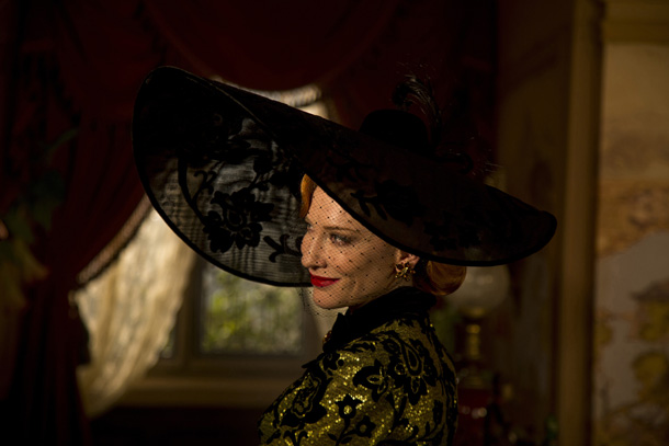 """Cinderella"" di Kenneth Branagh. In foto Cate Blanchett (Lady Tremaine)"