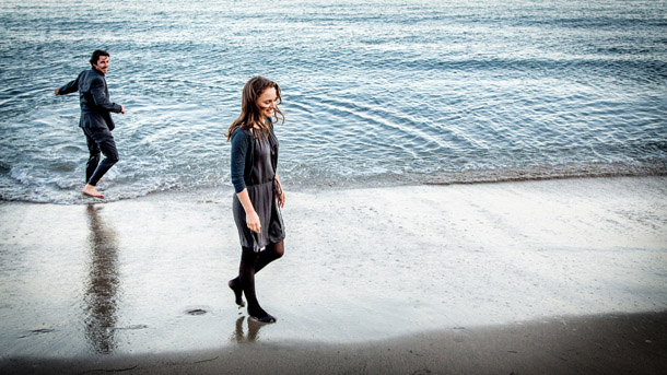 """Knight of Cups"" di ""Knight of Cups"" di Terrence Malick. In foto Christian Bale e Natalie Portman"