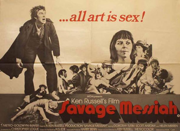 savage-messiah-poster