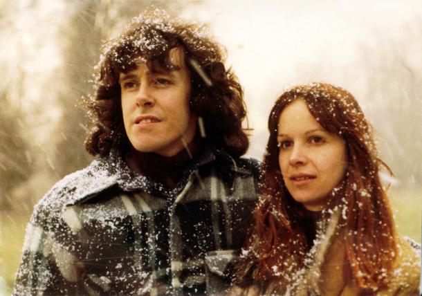 Donovan e Linda Lawrence