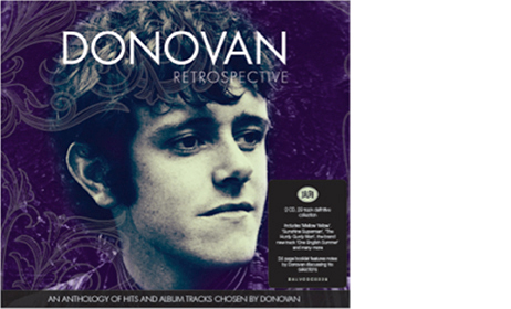 """La copertina del doppio cd  celebrativo """"Retrospective"""" in uscita l'8 giugno 2015"""
