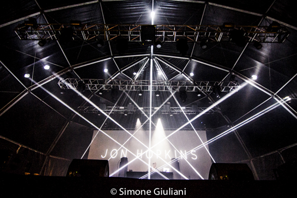 Jon Hopkins © Simone Giuliani