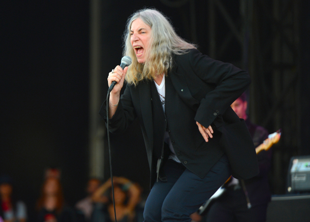 Primavera Sound 2015 - Patti Smith