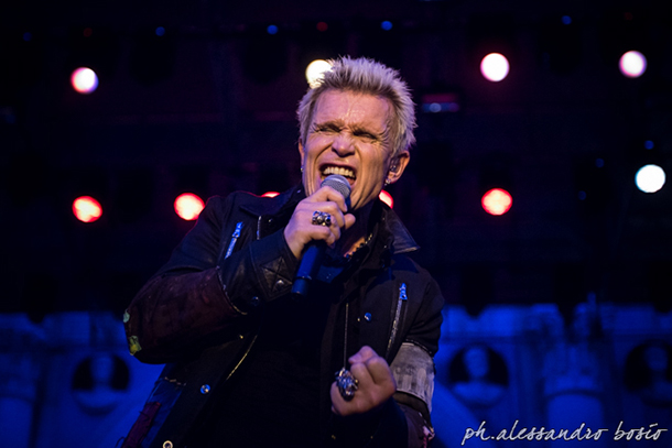 Billy Idol © Alessandro Bosio
