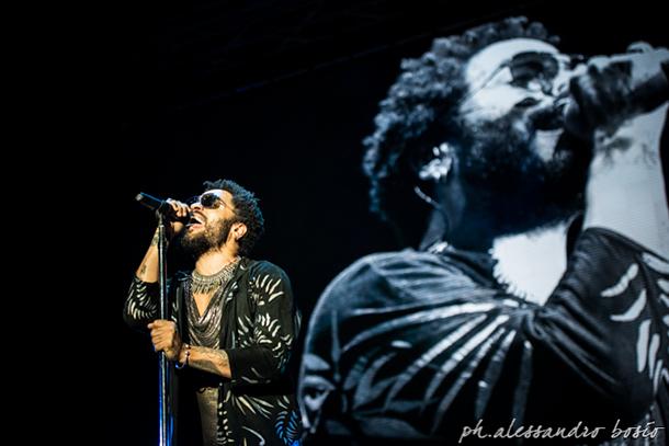 Lenny Kravitz @ Lucca Summer Festival