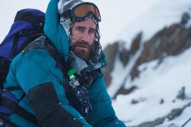 """Everest"" con Jake Gyllenhaal"