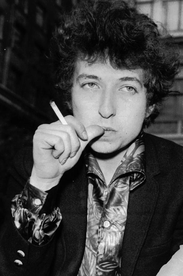 Bob Dylan, Londra 27 aprile 1965. (AP Photo)