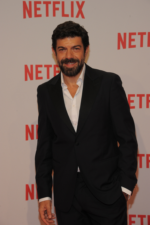 Netflix Italy Red Carpet