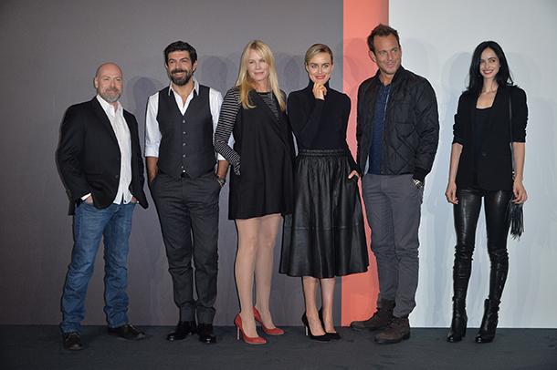 La conferenza stampa di Netflix Italia