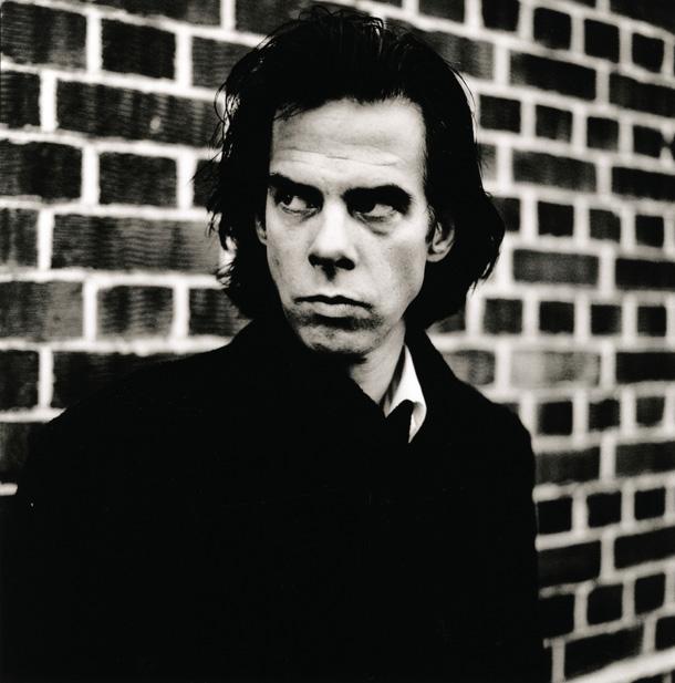 Nick Cave, Londra 1996 © Anton Corbijn
