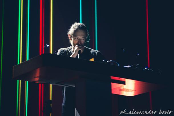 Thom Yorke © Alessandro Bosio