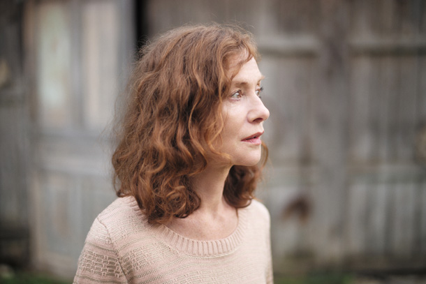 Isabelle Huppert, L' avenir (Things to Come )