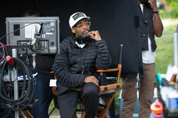 Spike Lee, Chi-Raq © © Parrish Lewis