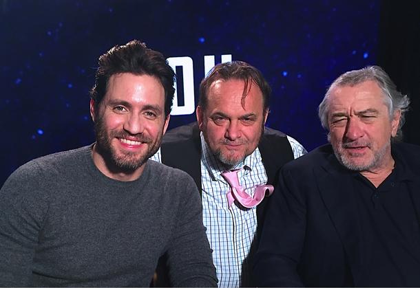 La Bestia con Édgar Ramírez e Robert De Niro