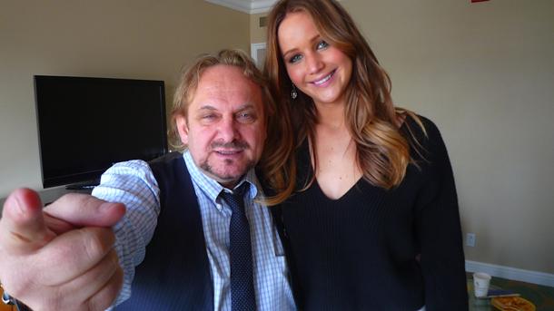 La Bestia con la Bella Jennifer Lawrence