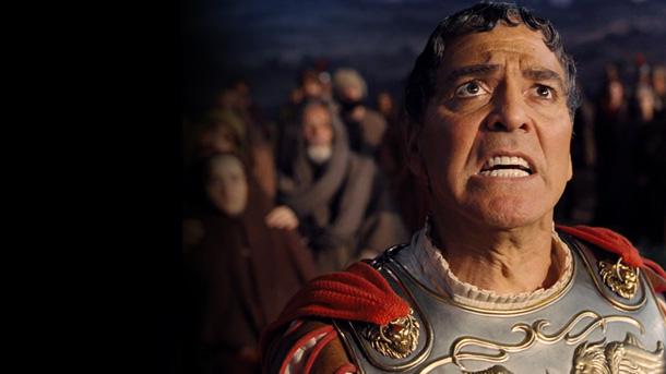 George Clooney, il film che apre il festival Hail Caeser dei Fratelli Coen