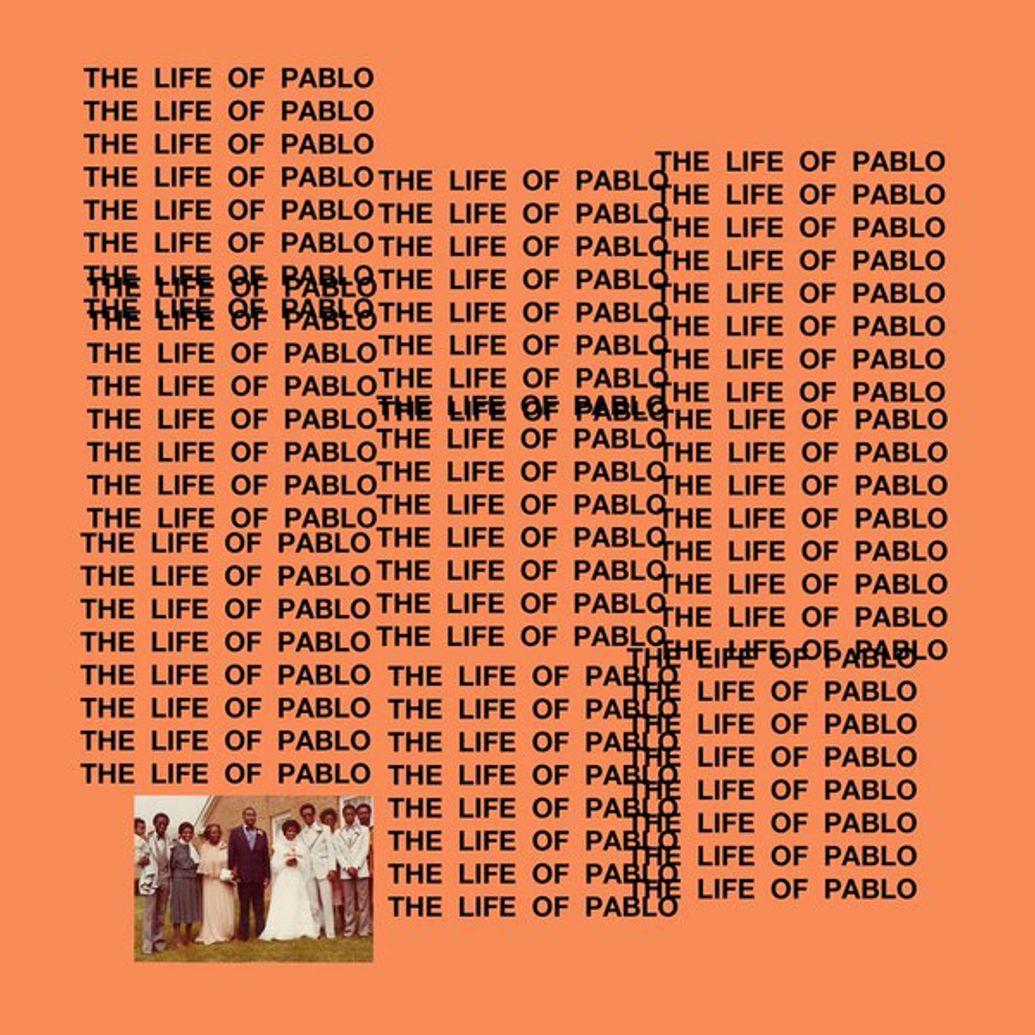 kanye west life of pablo