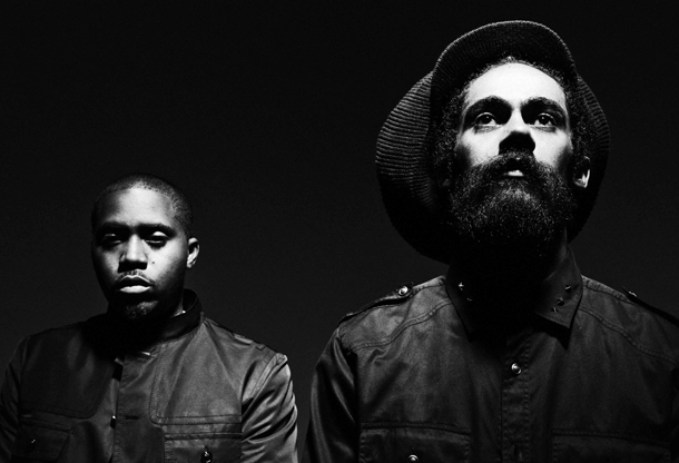 Nas & Damian Jr. Gong Marley