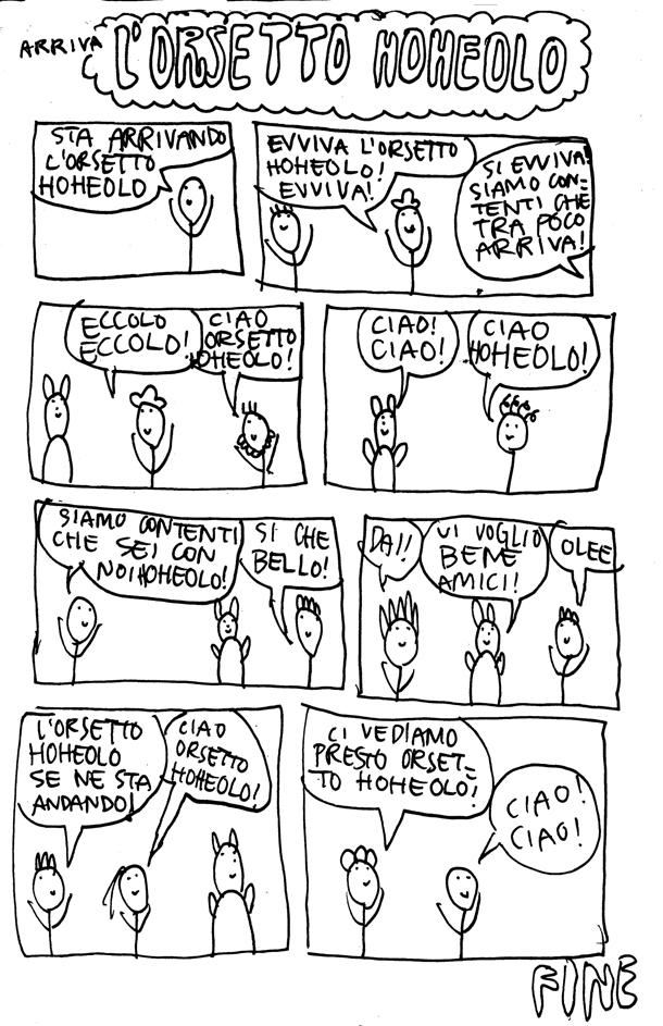 L'Orsetto Hoheolo